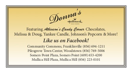 Donnas - Business Cards 2