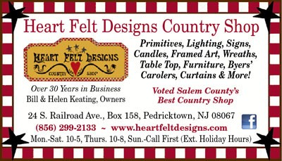 Heartfelt Designs - Business Cards 2
