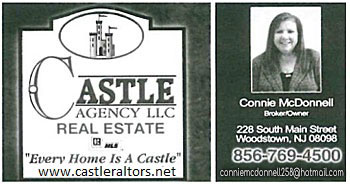 castle - Business Cards 2