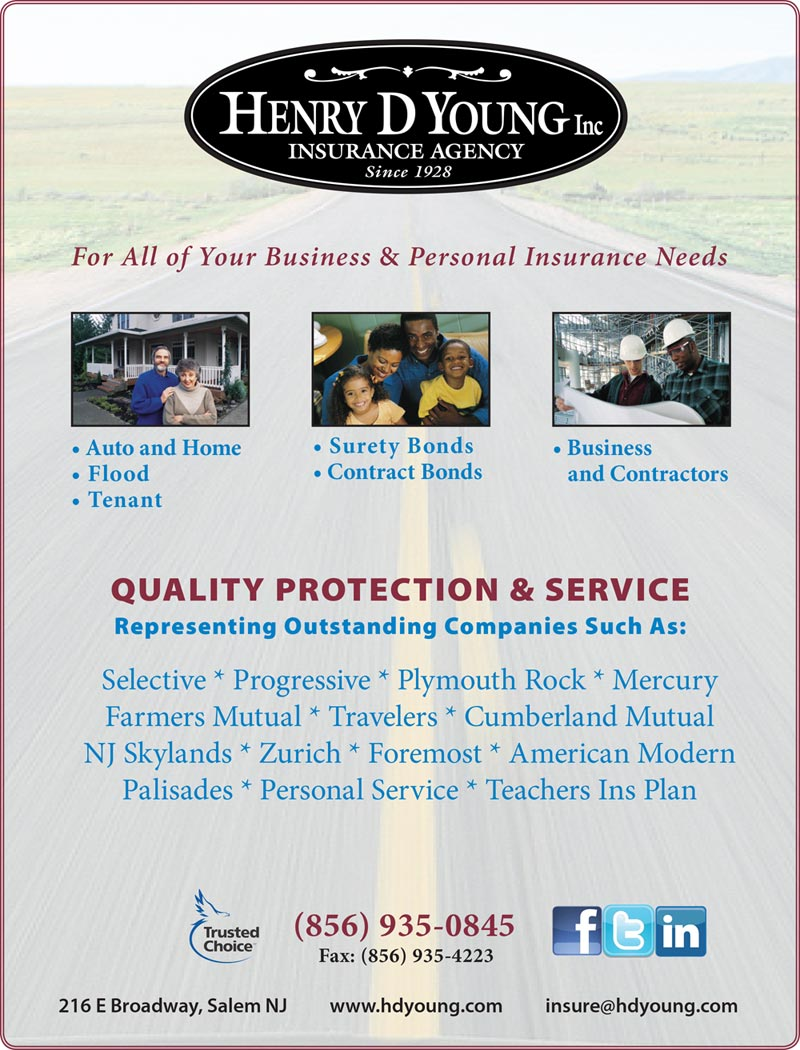 Henry D Young Insurance