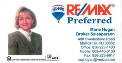 marie remax - Business Cards 1