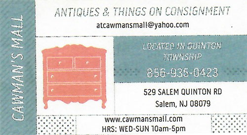 Antiques & Things on Consignment