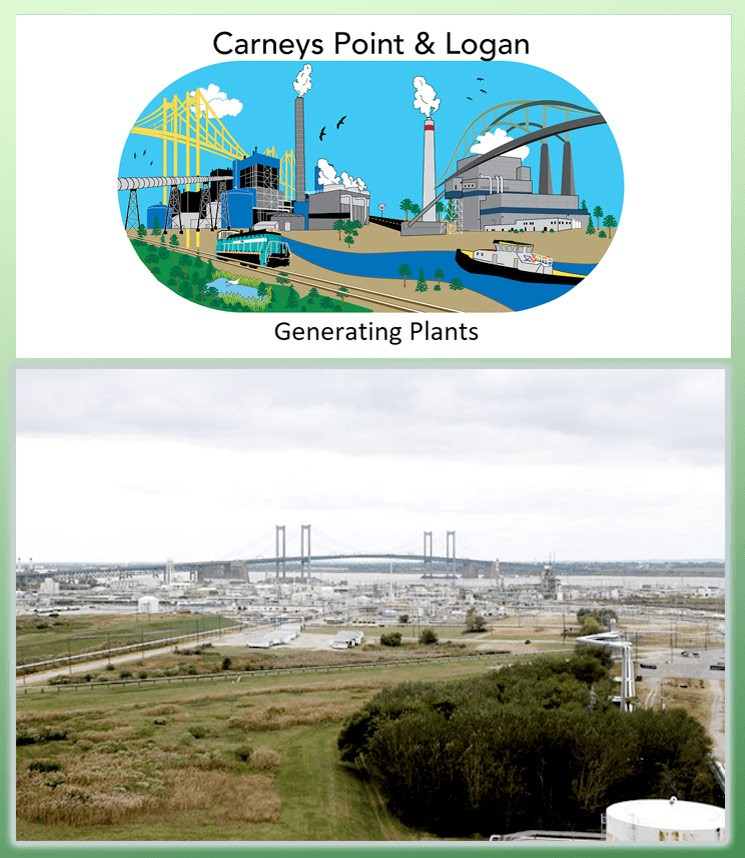Carneys Point Generating Plant full page advertisement
