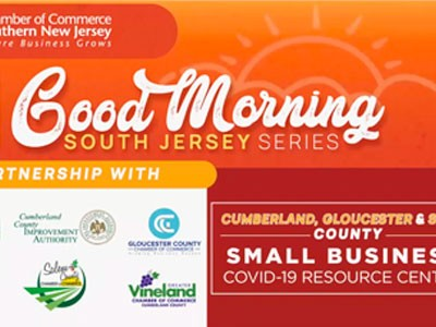 Front page of good morning south jersey series video