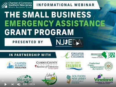 The Small Business Emergency Assistance Grant Program video